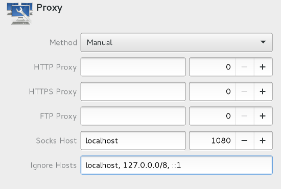 How to create a socks proxy tunnel with ssh - Network - Linux Tips